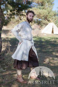 "Medieval Viking Undertunic ""Olaf the Woodman"""