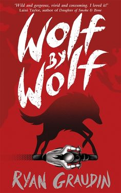 #CoverReveal Wolf By Wolf (Wolf By Wolf, #1) - Ryan Graudin, UK