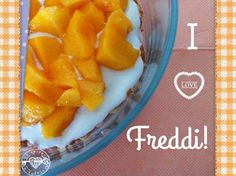 #Freddi #merenda #roll #peach #love #fantasy #cream # white #  http://www.freddi.it/