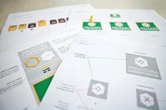 Progettazione per Apicoltura casentinese #brand #corporate #identity