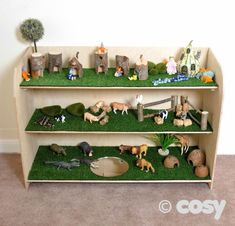 Montessori Activities, Preschool Activities, Childcare Rooms, Small World Play, Toy Rooms, Classroom Decor, Preschool Classroom Layout, Reggio Classroom, Kids Playing