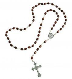 How to Pray a Living Rosary Grave Headstones, Holy Rosary, Holi, Pray, October, Faith, Pearls, Jewelry, Dios