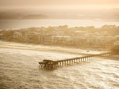 Conde Nast named Tybee Island one of The Best U. Islands for Family Vacations! Tybee Island Georgia, Us Islands, North Beach, Nature Adventure, Savannah Chat, Savannah Georgia, Far Away, Vacation Destinations, Where To Go