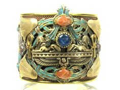 egyptian cuff bracelet tattoo - Google Search