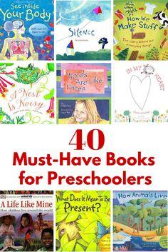 Montessori Nature: 40 Must-Have Books for Preschoolers