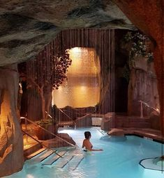 This Hidden Grotto By The Sea Is Canada's Most Magical Spa In BC - Einrichtungsideen Dream Home Design, My Dream Home, The Dream, House Design, Dream Life, Vacation Places, Dream Vacations, Dream Vacation Spots, Honeymoon Places