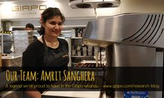 In our downtown Auckland dessert and ice cream kitchen, you'll find our very own superstar Amrit Sanghera. Pasta Sauce At Home, Living In New Zealand, Eating Ice, Coconut Ice Cream, Ice Cream Party, Auckland, Icecream, Indian Food Recipes, How To Introduce Yourself