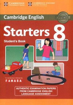 Contains three complete tests for each of Cambridge English: Young Learners assuring students and teachers of the most authentic test preparation material available. Cambridge Test, Cambridge English, English Language Test, English Test, Cambridge Starters, English Starters, English To Urdu Dictionary, Electrical Engineering Books, English Books Pdf