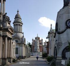 Cementerio Monumental. Milán