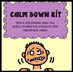 Calm Down Kit- 2nd Edition!
