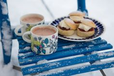 """Cups """"Runo"""" by Arabia Finland Holiday Mood, March 4, Fika, Scandinavian Home, Winter Fun, Modern Industrial, Physical Education, Coffee Time, House"""