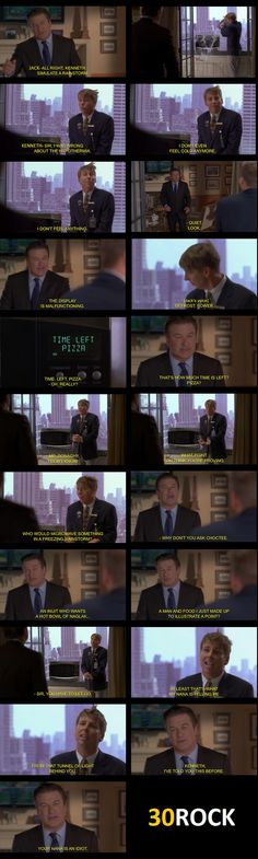 "30 Rock Season 5 Episode 8: College. ""Your nana is an idiot."""