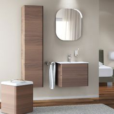 Ideal Standard offers collections characterised by versatility and elegance. We design classic and contemporary products for your bathroom, toilet and kitchen. Ideal Standard, Bathroom Inspiration, Bathroom Ideas, Vanity, Mirror, Furniture, Design, Home Decor, Collections