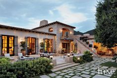 Old World Patios - Luxe Interiors + Design