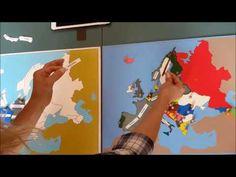 Incastri di geografia