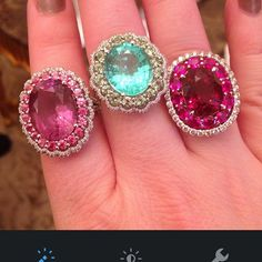 """""""What, these? Oh these are just our Thursday jewels. #CampbelianCollection #jewelry"""""""