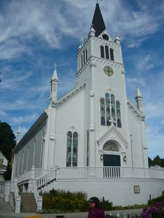 Saint Ann's Catholic Church ~ Mackinaw Island 2011