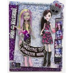 Monster High Draculaura & Moanica Doll 2-pack (PRE-ORDER)