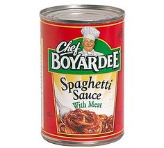 Chef Boyardee Spaghetti Sauce with Meat (15 oz.)