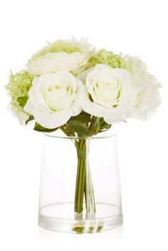 Buy White Hydrangea Mix from the Next UK online shop
