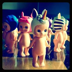 Unicorn Sonny Angel Doll