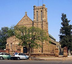 St. Mary's Cathedral, Bulawayo:   Foundation stone laid and blessed on 25 March 1903. Extended in 1957.   Centenary celebrations:  3 August 2003.  1930 – 1990 administered by the Congregation of Marianhill Missionaries (CMM).  Institutions: Dominican Convent Primary School.  Dominican Convent High School.  Established in 1892.