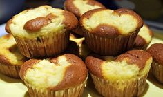 Boci muffin, amiből egy adag nem elég! - www.kiskegyed.hu Winter Food, Cakes And More, Fudge, Muffins, Food And Drink, Cupcakes, Sweets, Cookies, Chocolate
