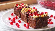 post119-negresa-cu-sfecla-carob-nuci-si-rodie Meatloaf, Baby Food Recipes, Vegetarian, Sugar, Cookies, Cake, Desserts, Baby Foods, Diet