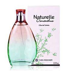 ลดราคา Yves Rocher Naturelle Osmanthus L'Eau De Toilette 75ml น้ำหอมสำหรับผู้หญิง กลิ่นหอมเบาๆ สดชื่นของดอก Osmanthus ที่มีสีสันและชีวิ