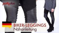 """Biker Leggings """"Tara"""""""