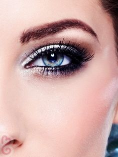 Sexy eye makeup for deep set eyes