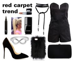 """""""oh yeah"""" by styles-fashions on Polyvore featuring H&M, Sergio Rossi, Jewel Exclusive and Chanel"""