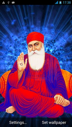 Wallpaper Guru Nanak Dev Ji, HDQ Beautiful Guru Nanak Dev Ji