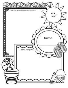 Blog scuola, Schede didattiche scuola dell'infanzia, La maestra Linda, Schede didattiche da scaricare,