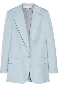 STELLA MCCARTNEY  Woven blazer