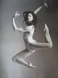 Sylvie Guillem, at age 48, continues to defy the laws of ballet. She makes bold choices and has changed the popular image of the ballerina. In 1984, she became the Paris Opera Ballet's top-ranking female dancer after performing in Swan Lake. As well, she has danced in In the Middle, Somewhat Elevated, Giselle, and Don Quixote. Her gravity defying jumps and courage have made her one of the greatest dancers of the 20th century. Serena Tramm