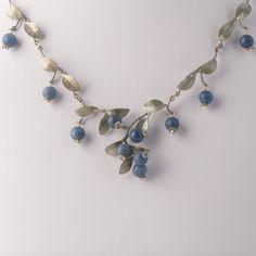 Michael Michaud Jewelry - Blueberry Necklace
