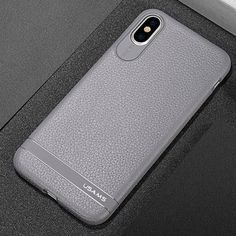 TPU case for iPhone X with Litchi texture - Black,Red,Grey,brown,BlueGray    Awesome iPhone 10 iPhone X Apple Products link website cases awesome products shops store buy for sale  website online shopping free shipping accessories  phone covers beautiful gifts AuhaShop.com protective Buy Online Shopping Store Shop Free Shipping Best Cheap Bulk Wholesale Gift Ideas Cases Australia United States UK Canada Deals AuhaShop.com #iphone10,