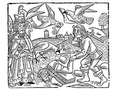 medieval woodcuts animals - Google Search