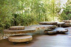 Tora Brasil - Móveis especiais em madeira maciça - Madeira certificada, FSC, sofisticação e exclusividade - Decoração e Arquitetura
