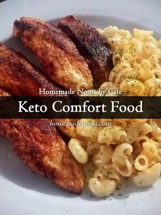 Whether you're ready to devour a few pot pies by yourself or become one with the enveloping hug of piping hot chili, you don't have to sacrifice the things you love about these foods in order to stay low carb or in ketosis. Low Carb versions of comfort food exist in just about every form you can imagine.