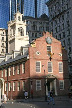 Boston, MA  Summertime is wonderful!