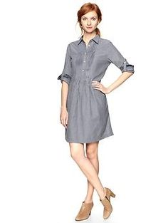 Striped chambray pintuck dress | Gap  http://www.gap.com/browse/product.do?cid=82420=1=302565002#