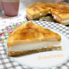 Easy Dinner Recipes, Sweet Recipes, Cake Recipes, Food N, Food And Drink, Tapas, Recipe Images, Flan, Sweet Tooth