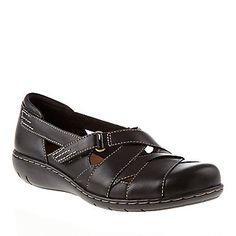 Clarks Bendables Women's Sixty Sonoma Fisherman Sandals :: Women's Shoes :: Women's Casual Shoes :: FootSmart