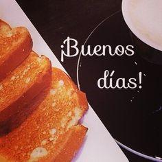 Empezando bien el día...  #ideassoneventos #blog #bloglovin #organizacióndeventos #comunicación #protocolo #imagenpersonal #bienestarybelleza #decoración #inspiración #bodas #buenosdías #goodmorning #sábado #saturday #happy #happyday #felizdía #weekend #desayuno #breakfast #tostadas #leche #ricorico #ñamñam #instafood