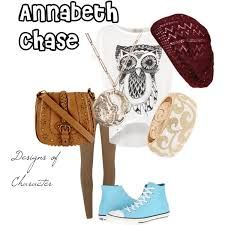 Image result for annabeth chase outfits