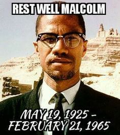Born On This Day in Minister and Human Rights Activist El-Hajj Malik El-Shabazz (aka Malcolm X) Malcolm X, Black Leaders, Human Rights Activists, By Any Means Necessary, Black History Facts, African American History, Thug Life, 2pac, Civil Rights