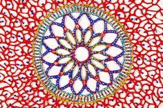 Beautiful art mandalas!