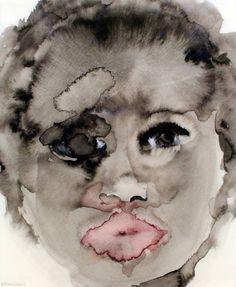 "Saatchi Art Artist Lisa Krannichfeld; Painting, ""SOLD Thirteen"" #art"